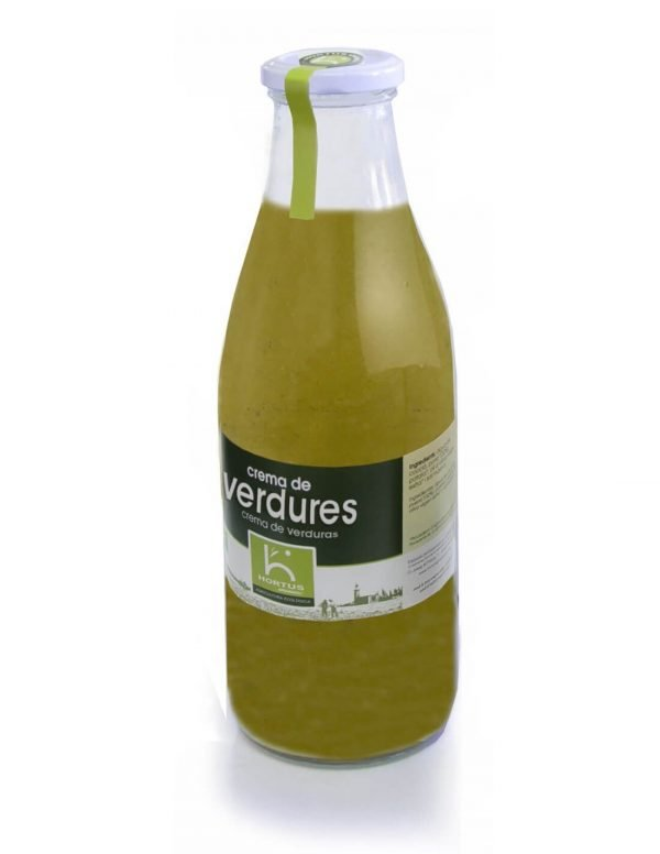 373 Crema de verdures 500ml Hortus