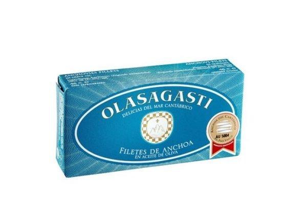 376 60326 Anxova filets en oli doliva llauna 48 g Olasagasti