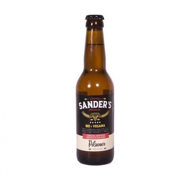 418 CERVEZA SANDERS PREMIUM PILSENER BIO33cl