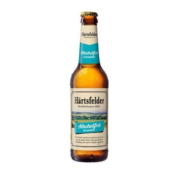 446 CERVEZA HARTSFELDER SIN ALCOHOL BIO 33cl