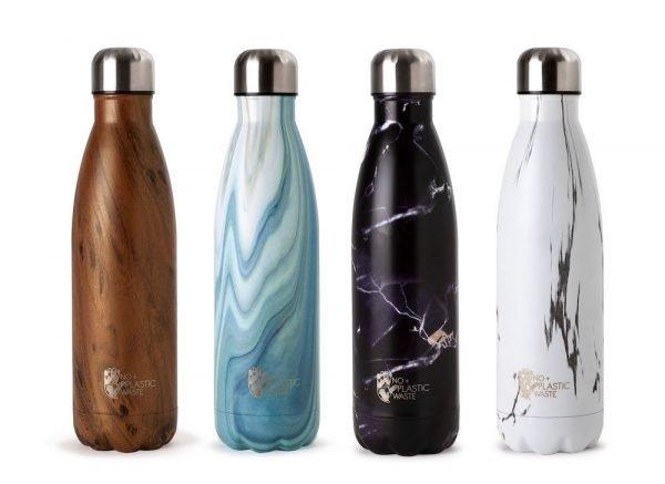 474 Ampolles NO WASTE bodegon botellas acero inoxidable noplastic waste 500 ml web