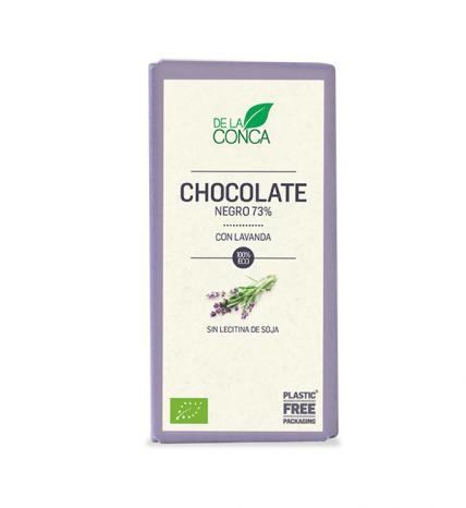 582 chocolate Lavanda Espígol 100g