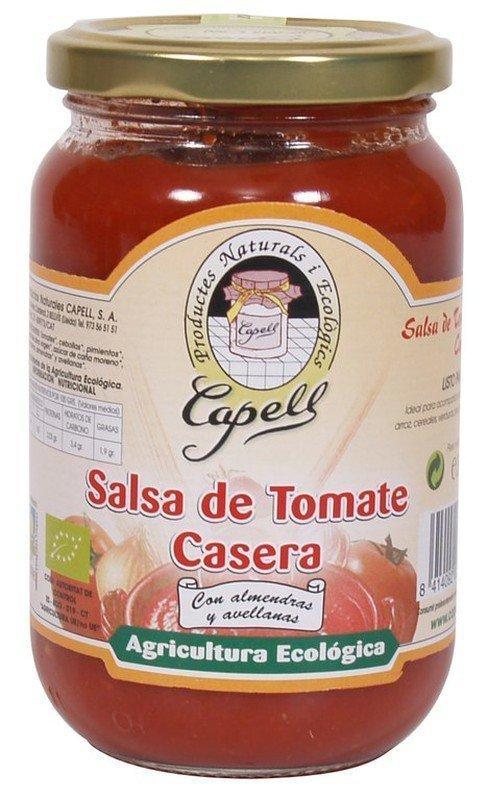630 Salsa tomàquet casolà bio 350gr