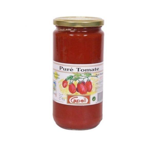 634 Pure de tomaquet Capell 700g