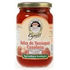 636 Salsa De Tomate Casera Grande Bio 700 Gr Capell