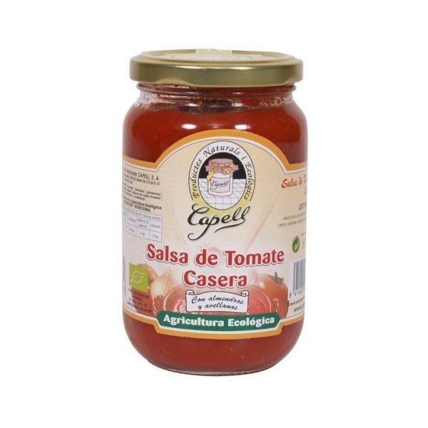 Salsa tomàquet casolà bio 350gr