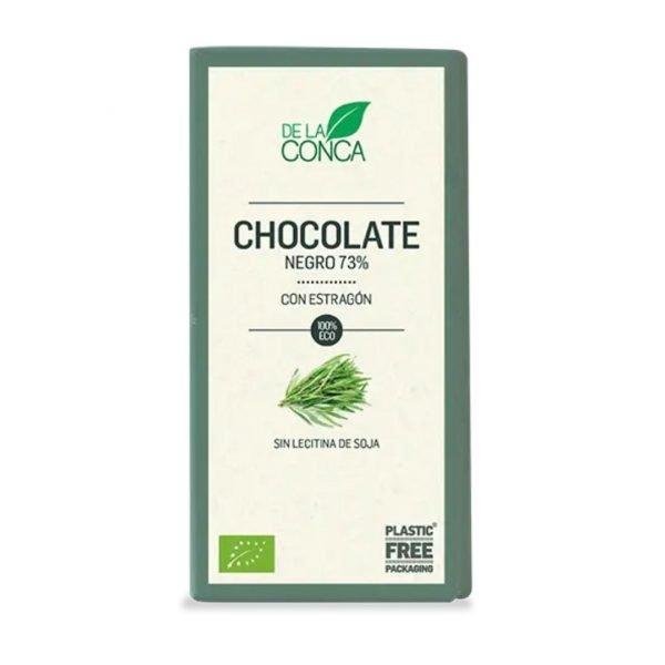 Xocolata Negra 73 de Estrago De la Conca 100 gr.