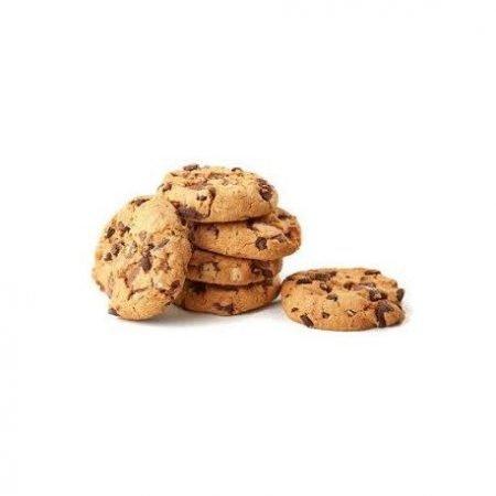 cookies artesanas de espelta y chocolate