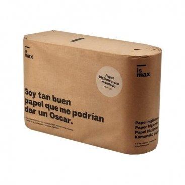 papel higienico ecologico 6 unidades