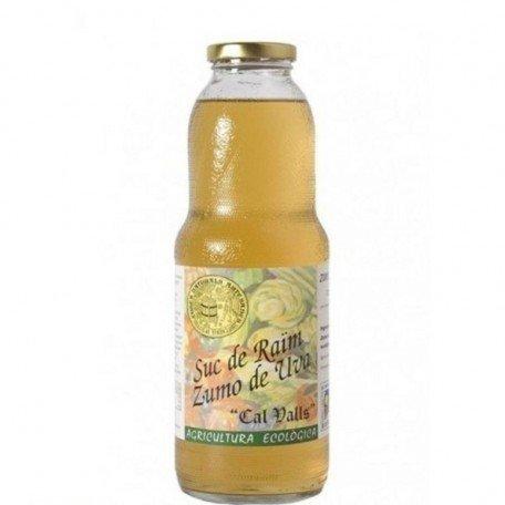 zumo de uva blanca eco 1 litro call valls
