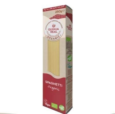 1012 Spaguetti de quinoa real y arroz bio Sense Gluten 250gr