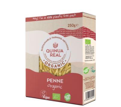 1013 Macarrons de quinoa reial i arroz bio Sense Gluten 250gr.