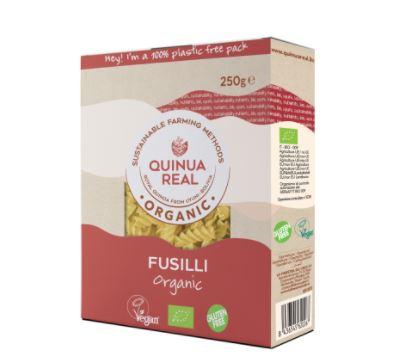 1014 Espirals de quinoa reial i arroz bio Sense Gluten 250gr