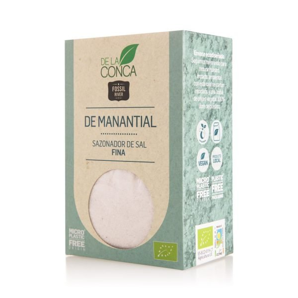 567 SAL BLANCA DE MANANTIAL FINA 250g