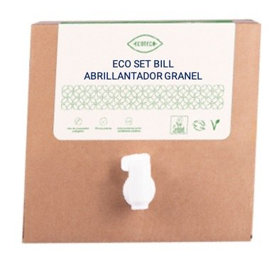 836 ECO SET BILL ABRILLANTADOR GRANEL