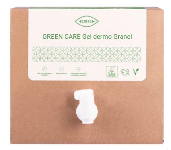 850 Ecotech GREEN CARE Gel dermo Granel