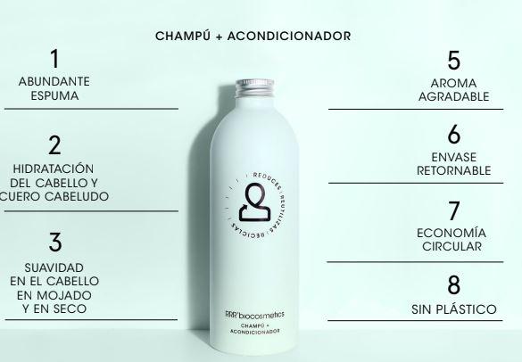 968 Gel de Bany RRR Biocosmetics 500ml 2