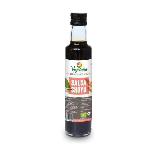 Salsa de Soja Shoyu Bio 250 ml