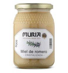 bote de miel de romero cruda 500 g
