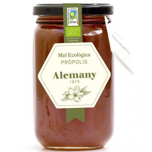 miel propoleo ecologico 500g