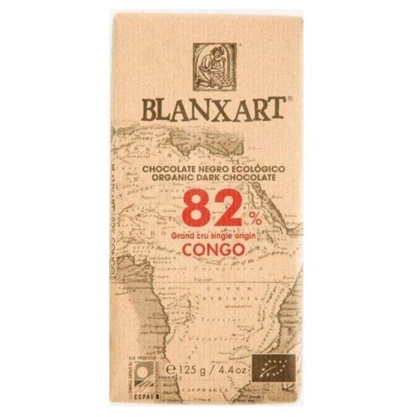 1087 Xocolata Congo Blanxart 125 gr