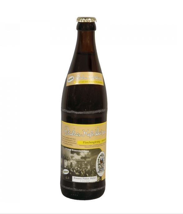 1143 Cerveza Pinkus Hefe Weizen