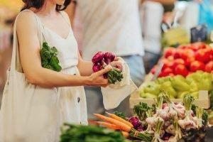 Mercado Verduras