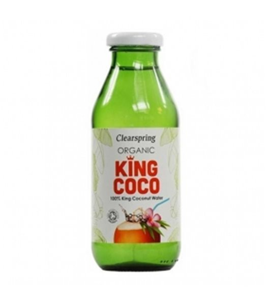 agua de coco 350ml clearspring 6un 2