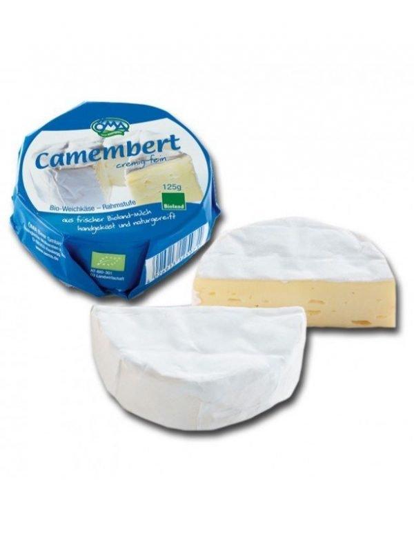queso mini camembert 125g oma