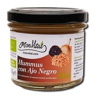02007 Hummus Ajo Negro 115g