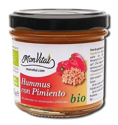 02019 Hummus Pimiento 115g