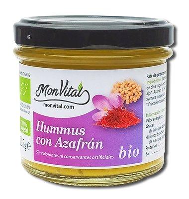 1214 Hummus Clasic 115gr Mon Vital