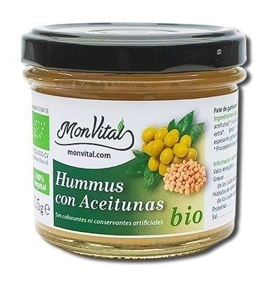 1215 Hummus con Aceitunas 115g