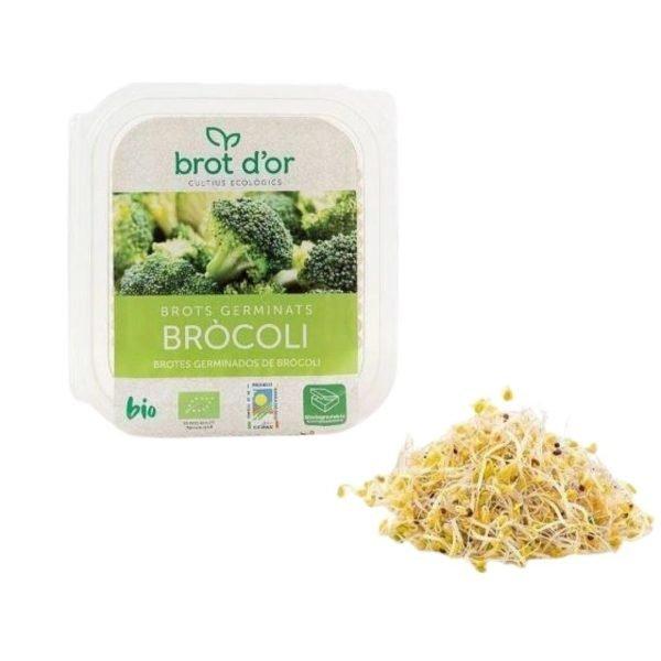 Brotes Germinados brócoli 70gr