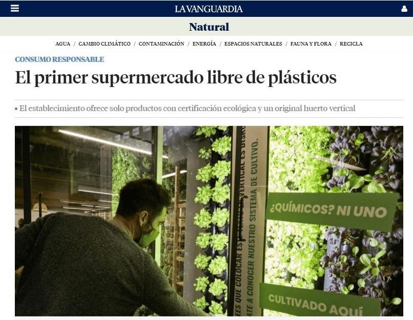 La Vanguardia Linverd