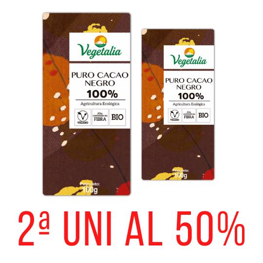 Xocolata negra 100 100g 2aUn 50