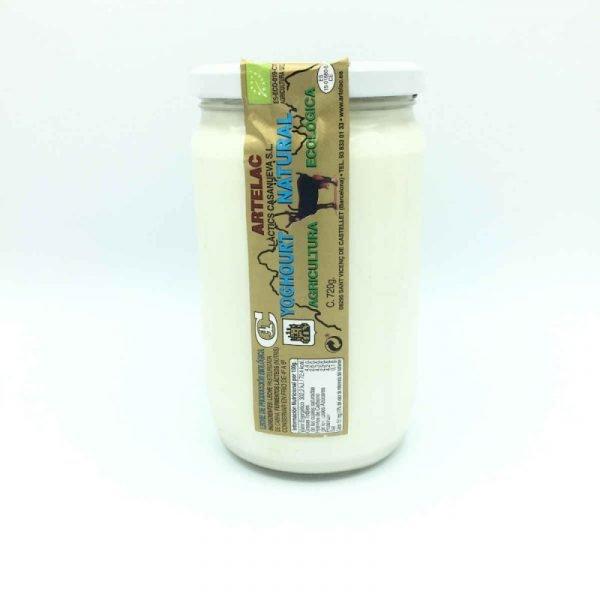 Iogurt Cabra Artelac 720gr ECO