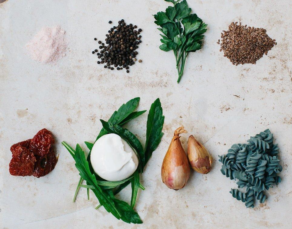 Receta para Strozzapreti o Trucioli Sin Gluten