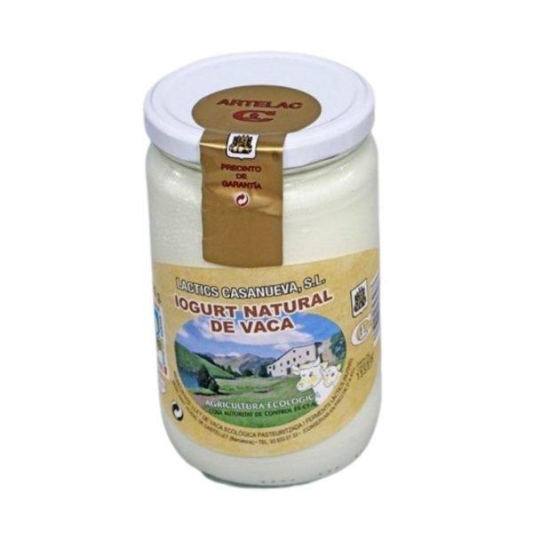 Iogurt Vaca Natural Artelac 720gr ECO