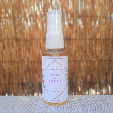 Spray Aromatic Roses i Grosella ECO