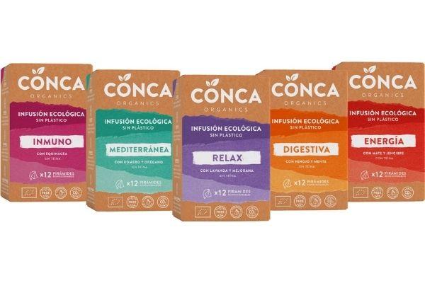 Noves infusions Conca Organics