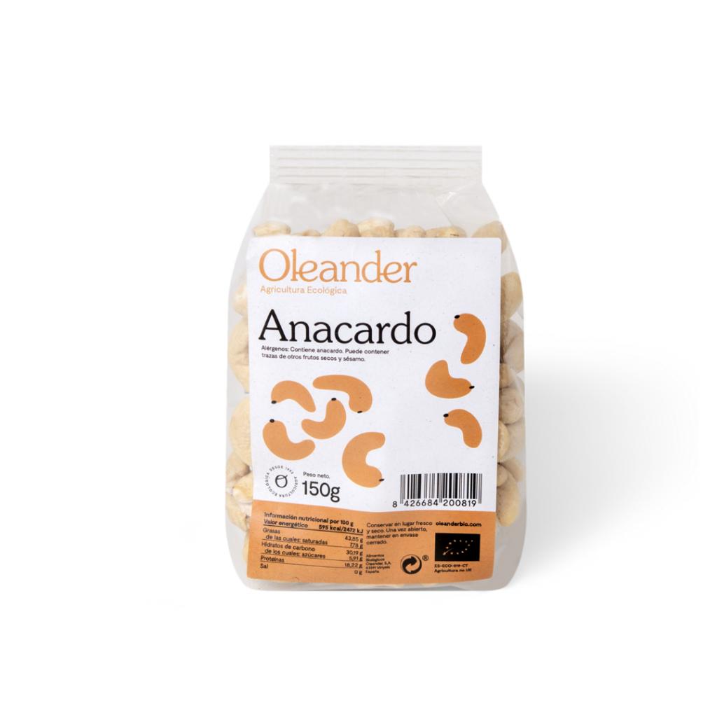 Anacard cru 150gr Oleander ECO