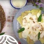 Recepta de raviolis de formatge de cabra i pastanaga amb crema de llimona 2