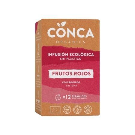 Fruits Vermells bosses 24gr Conca Organics ECO