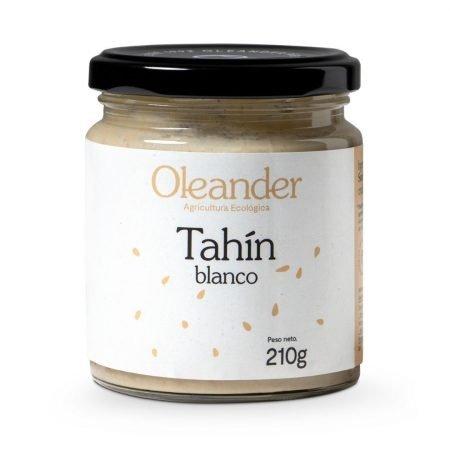 Tahin blanc sense sal 210gr Oleander ECO