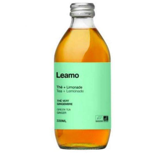 Te Verde con jengibre Limonada